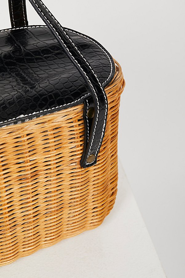 Slide View 5: Juliette Basket Bag