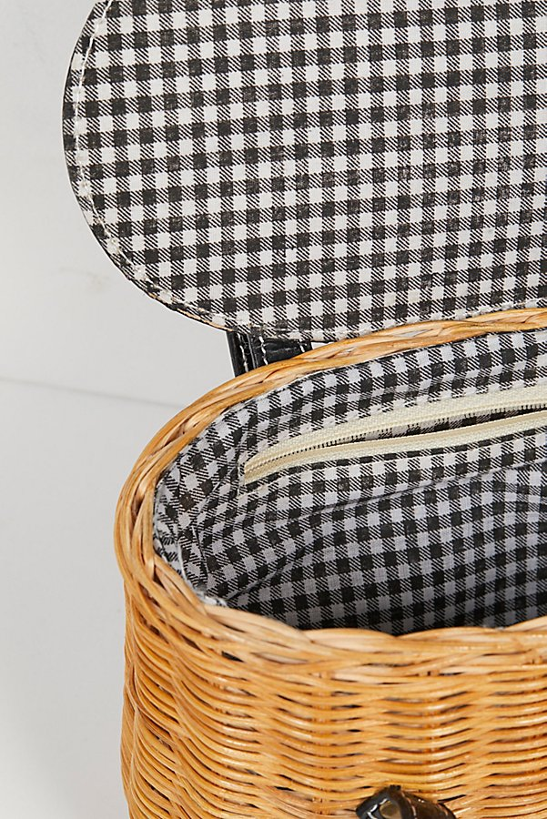Slide View 6: Juliette Basket Bag