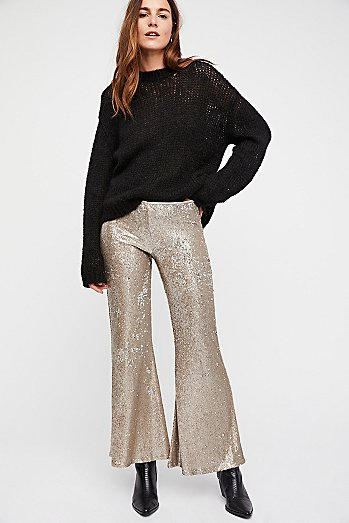 The Minx Sequin Flare