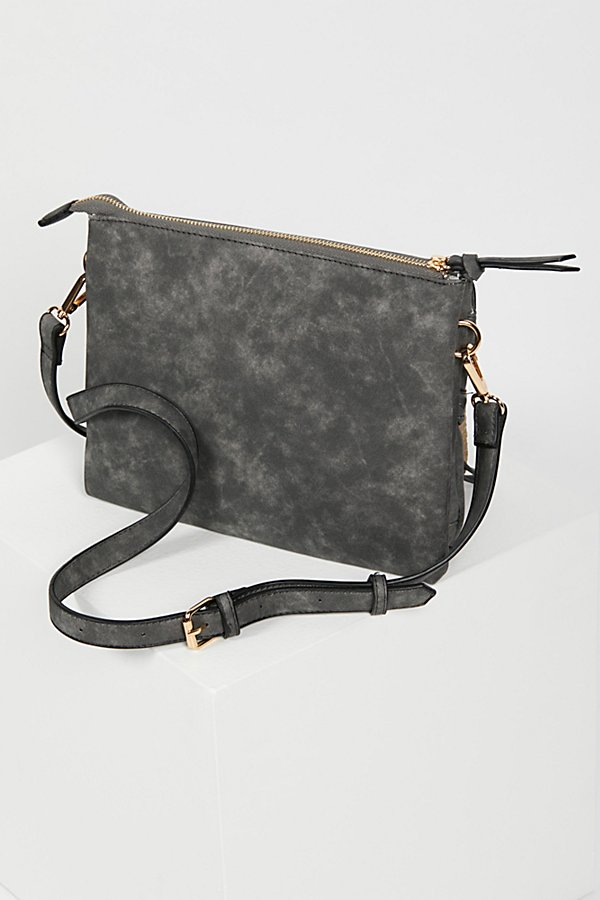 Slide View 3: Leanna Vegan Braided Crossbody