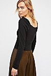 Thumbnail View 2: We The Free Gisele Layering Top