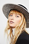 Thumbnail View 2: Triptych Metallic Brimmed Hat