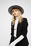 Thumbnail View 4: Triptych Metallic Brimmed Hat