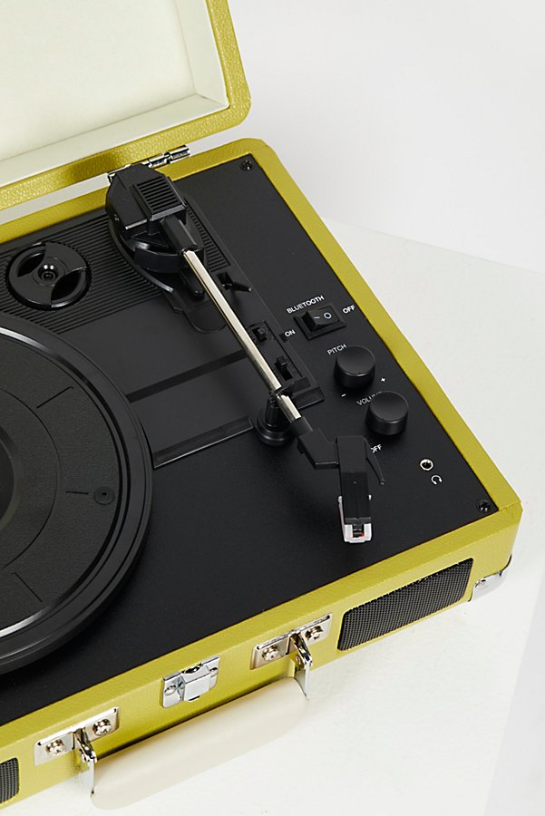 Slide View 2: Cruiser Portable Turntable