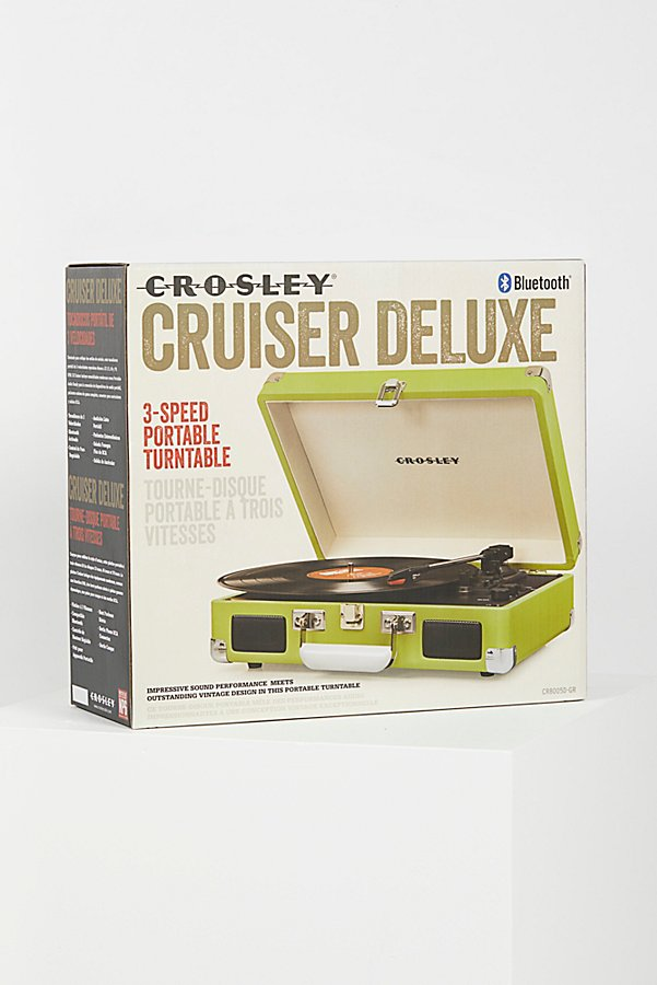 Slide View 5: Cruiser Portable Turntable