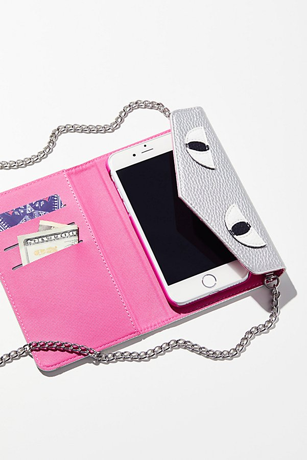 Slide View 1: Monster Crossbody iPhone Case