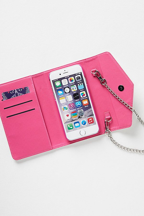 Slide View 4: Monster Crossbody iPhone Case