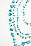 Thumbnail View 4: Meet Me In Austin Turquoise Necklace
