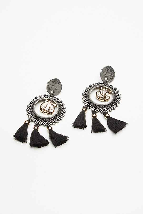 Slide View 3: Victorian Nights Earrings