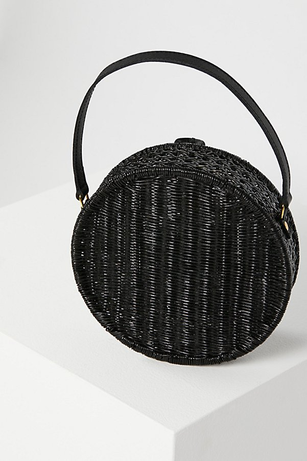 Slide View 3: Carmen Straw Tote