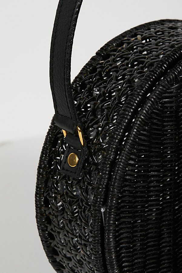 Slide View 5: Carmen Straw Tote