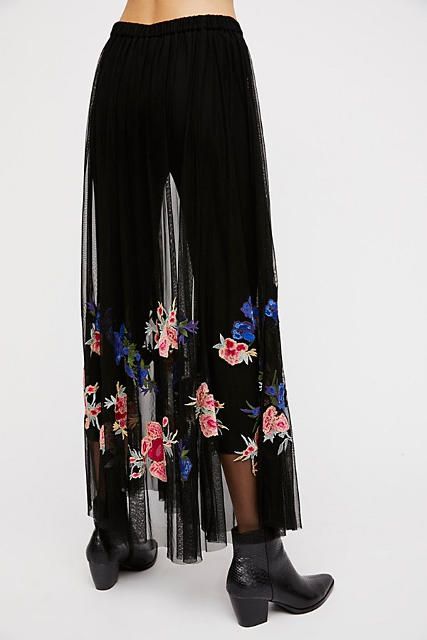 Slide View 2: Sunshine Kisses Maxi Skirt