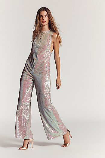 Starbright Sequin Jumpsuit