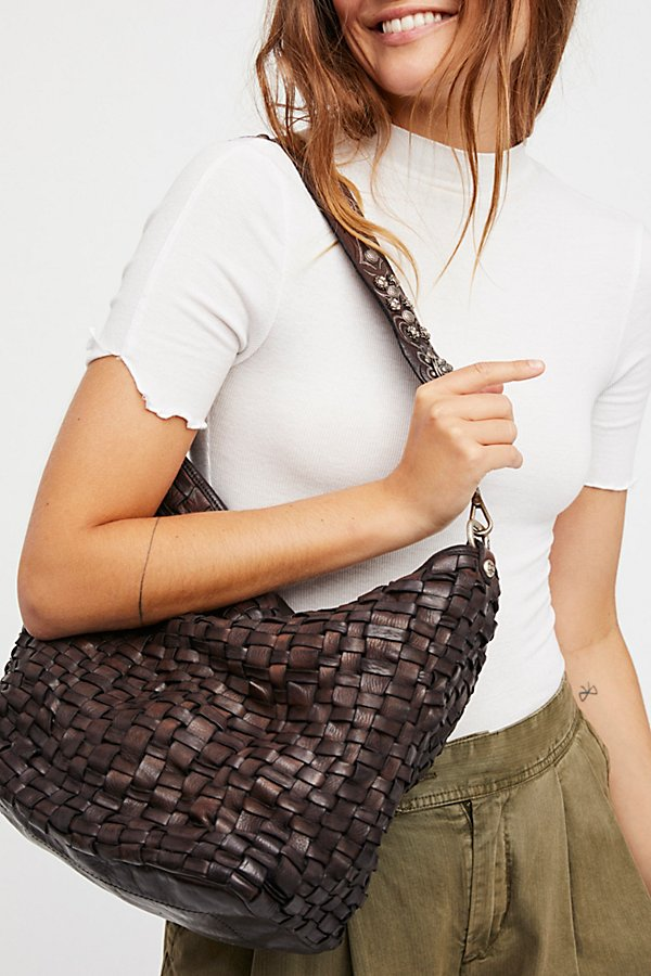 Slide View 6: Mireille Distressed Hobo