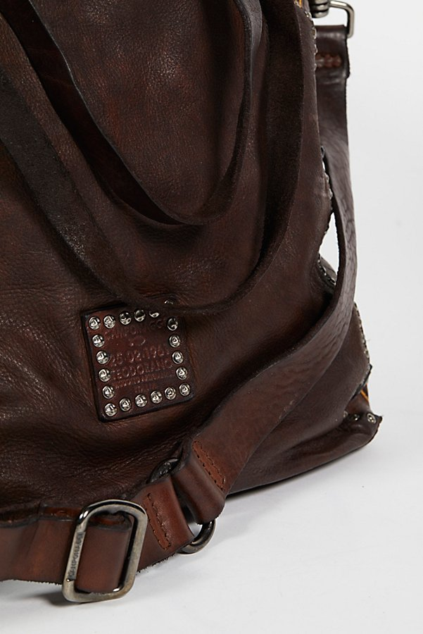 Slide View 4: Baroque Distressed Tote