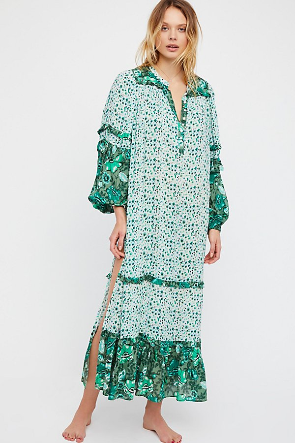 Slide View 2: Winona Boho Maxi Dress