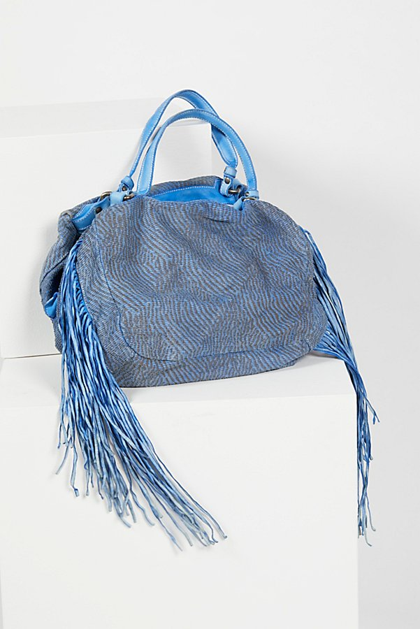 Slide View 1: Calabria Washed Tote