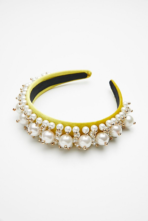 Slide View 3: Palace Pearl Headband