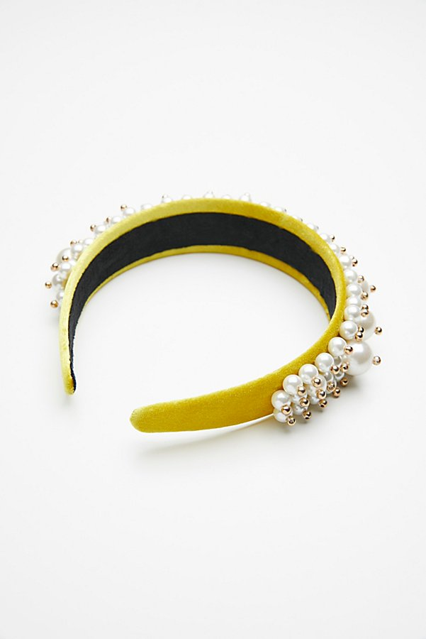 Slide View 4: Palace Pearl Headband