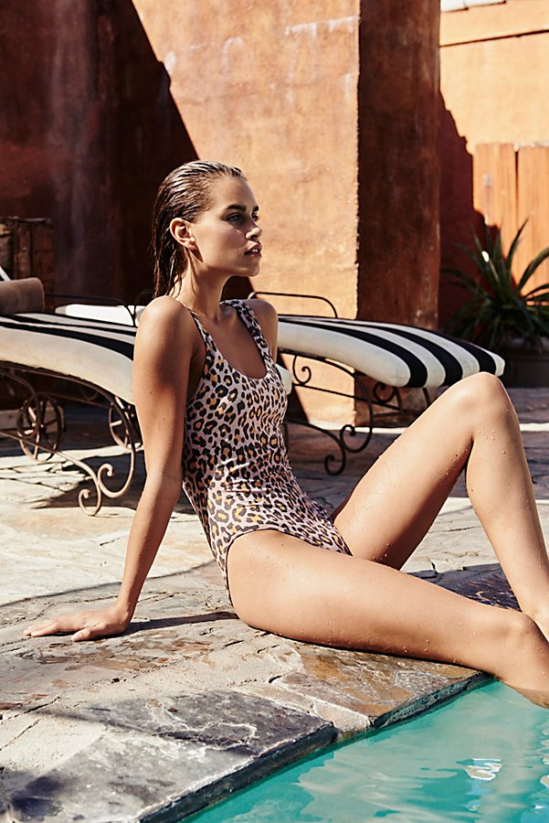 Slide View 2: Jane One-Piece Swimsuit