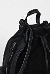 Thumbnail View 3: Brooklyn Suede Backpack