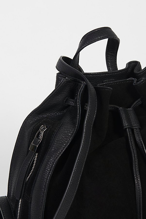 Slide View 3: Brooklyn Suede Backpack