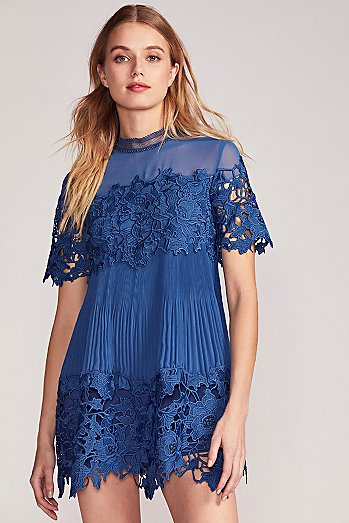 Hollie Lace Mini