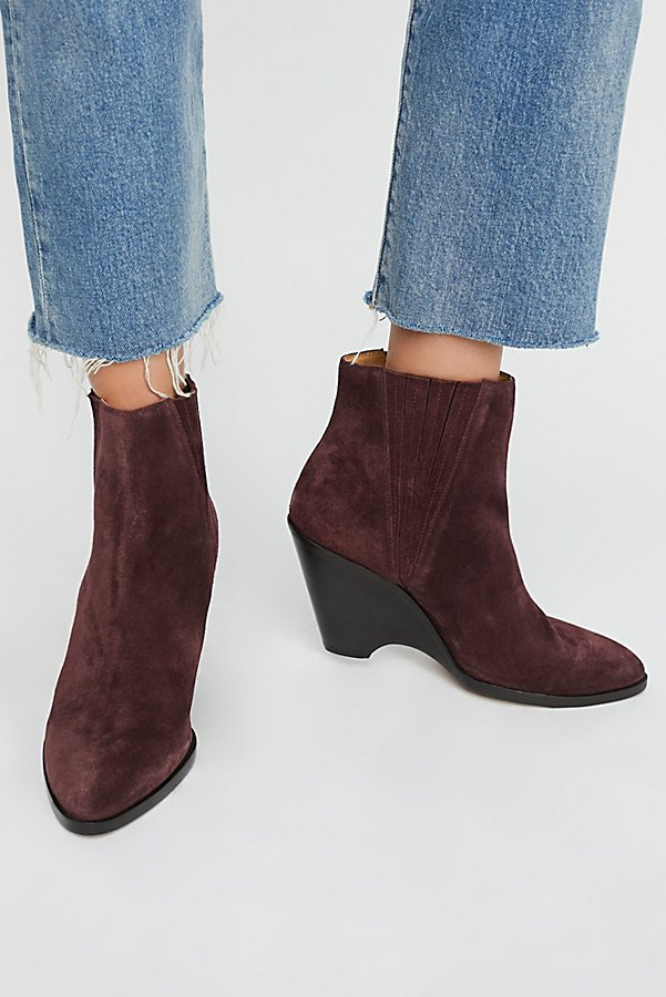 Slide View 3: Julep Wedge Boot