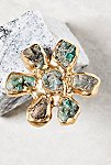 Thumbnail View 1: Dried Wildflower Stone Ring