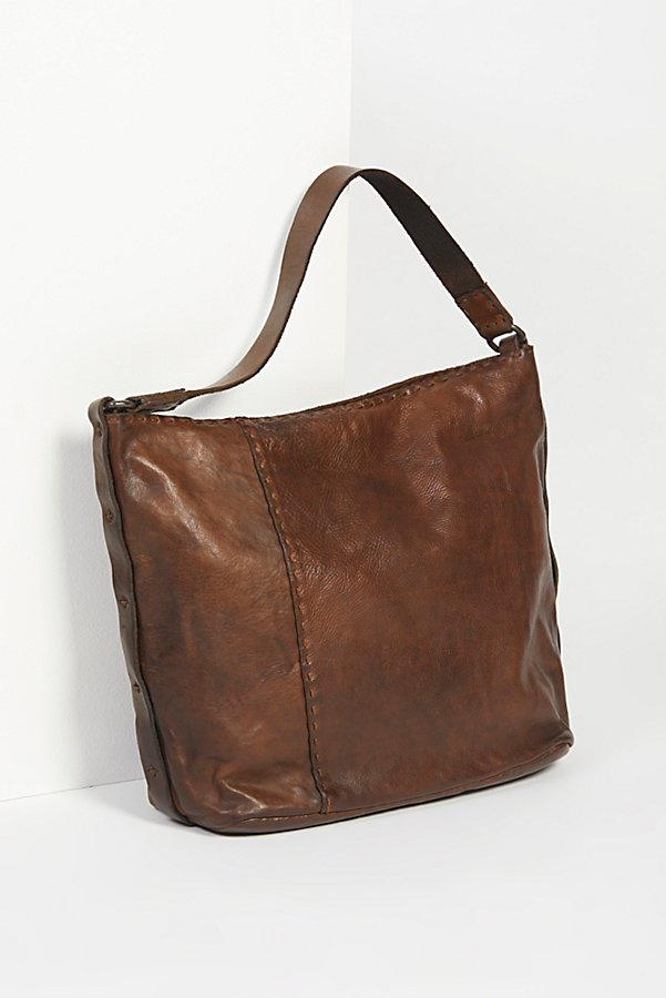 Slide View 2: Trapani Distressed Hobo