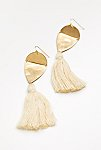 Thumbnail View 3: Island Hopping Tassel Earring