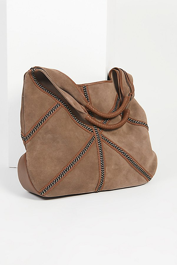 Slide View 2: Mali Suede Hobo