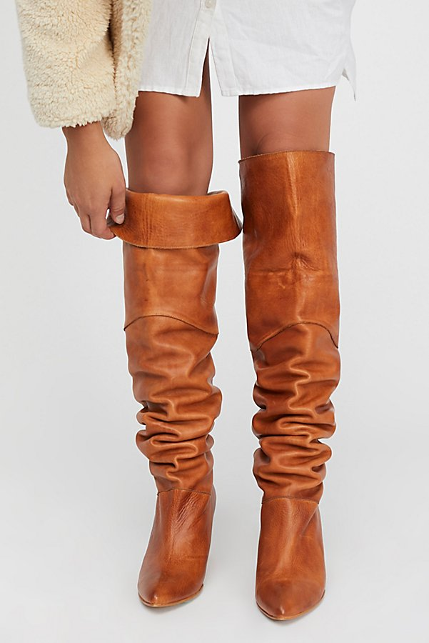 Slide View 1: Brandi Over-The-Knee Boot