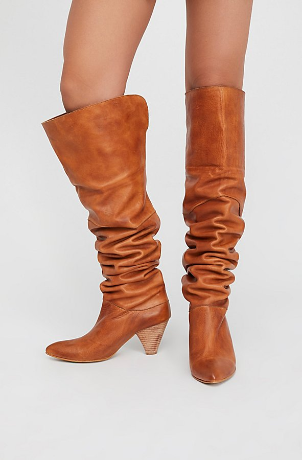 Slide View 2: Brandi Over-The-Knee Boot