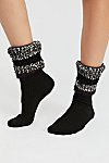 Thumbnail View 1: Glacier Boot Topper Crew Sock