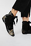 Thumbnail View 1: Moon Flowers Flat Boot