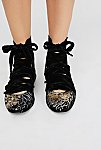 Thumbnail View 3: Moon Flowers Flat Boot