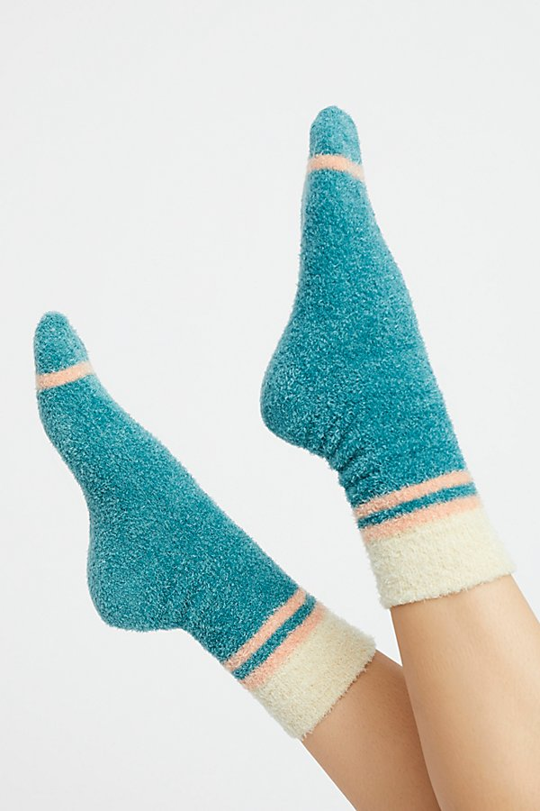 Slide View 2: Dream Boat Slipper Sock