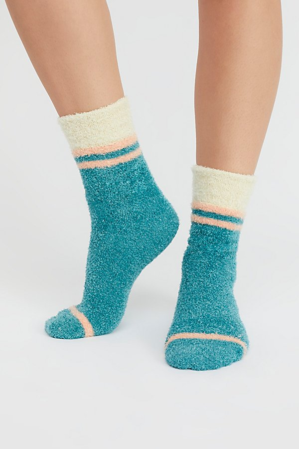 Slide View 3: Dream Boat Slipper Sock