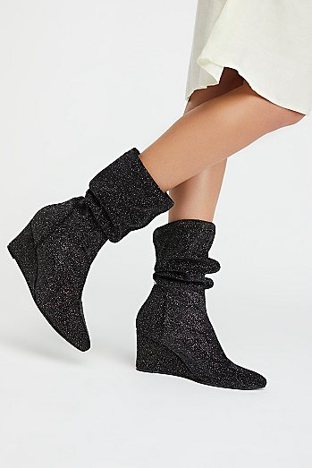 Seville Wedge Boot