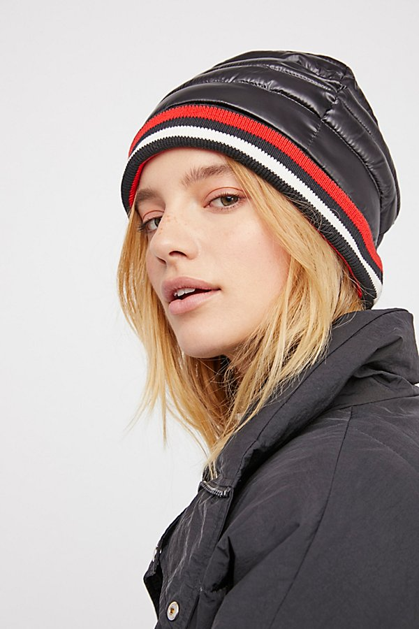 Slide View 1: Soho Puffer Beanie