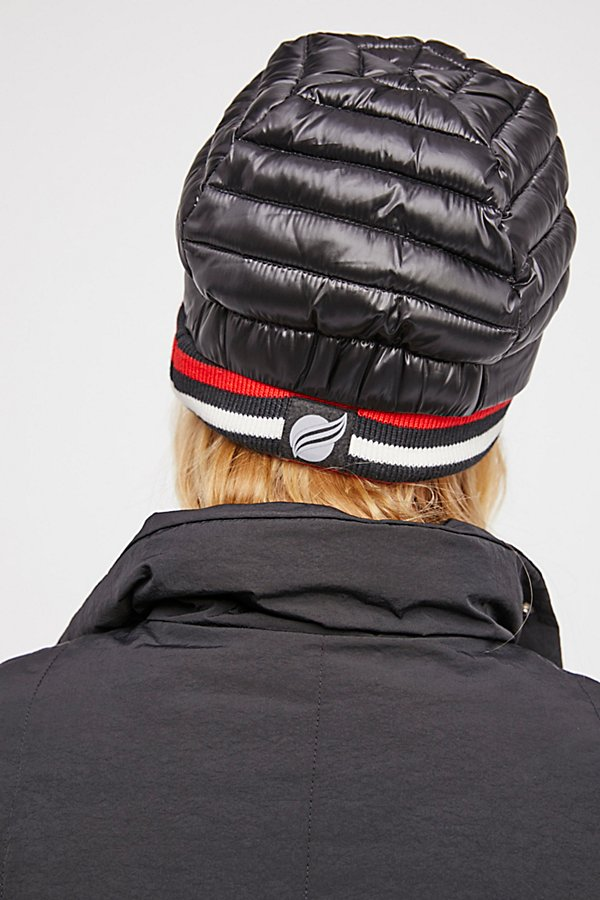 Slide View 2: Soho Puffer Beanie