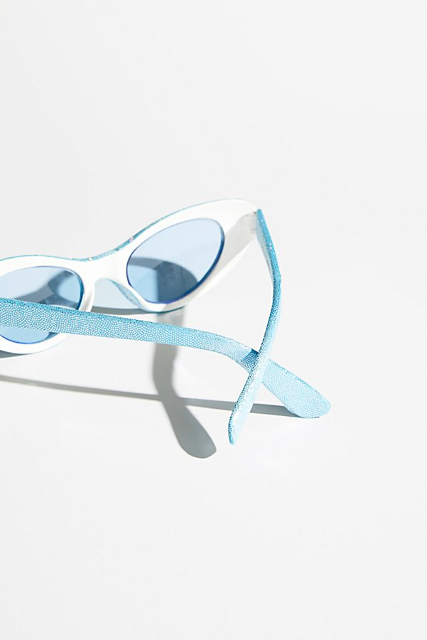 Slide View 4: Teenage Daydream Glitter Sunnies
