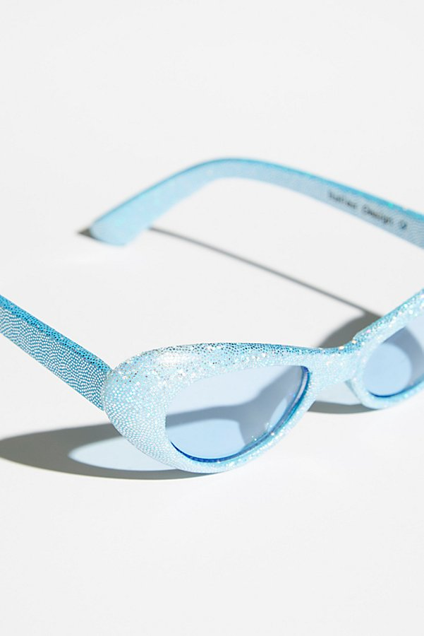 Slide View 5: Teenage Daydream Glitter Sunnies