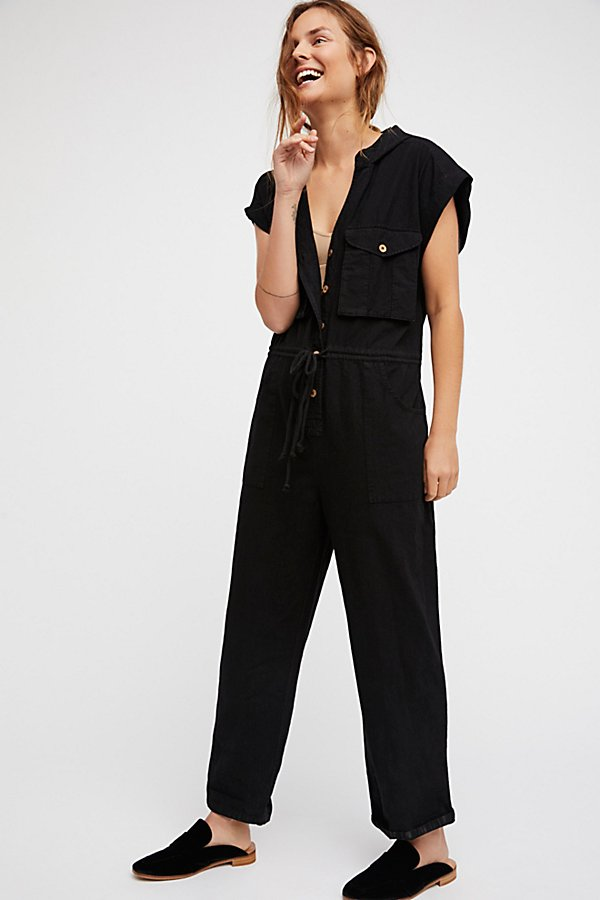 Slide View 1: Ashley's Jumpsuit
