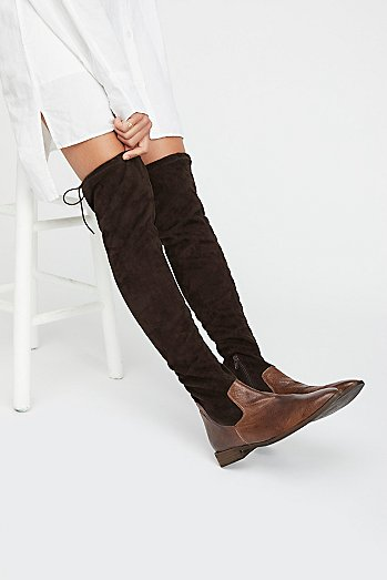 Bicoastal Over The Knee Boot