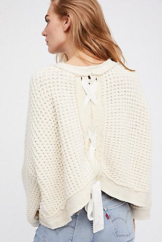 Maybe Baby Sweater | Free People