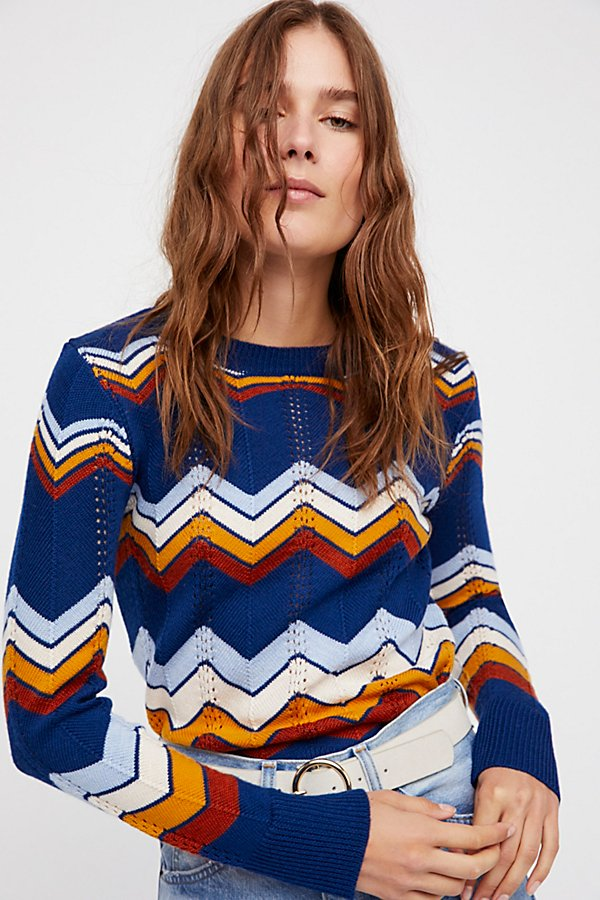 Slide View 2: Ziggy Pullover