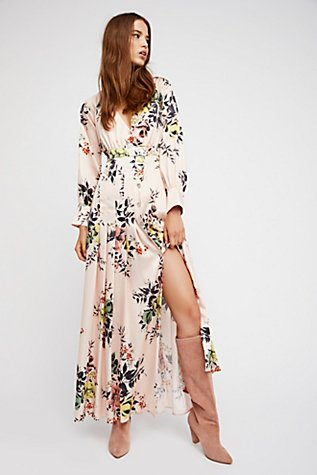 Slide View 1: In Bloom Maxi Dress