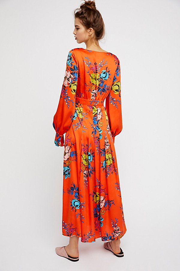 Slide View 3: In Bloom Maxi Dress
